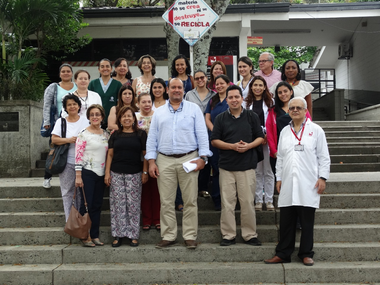 Group photo Cali workshop ASCP
